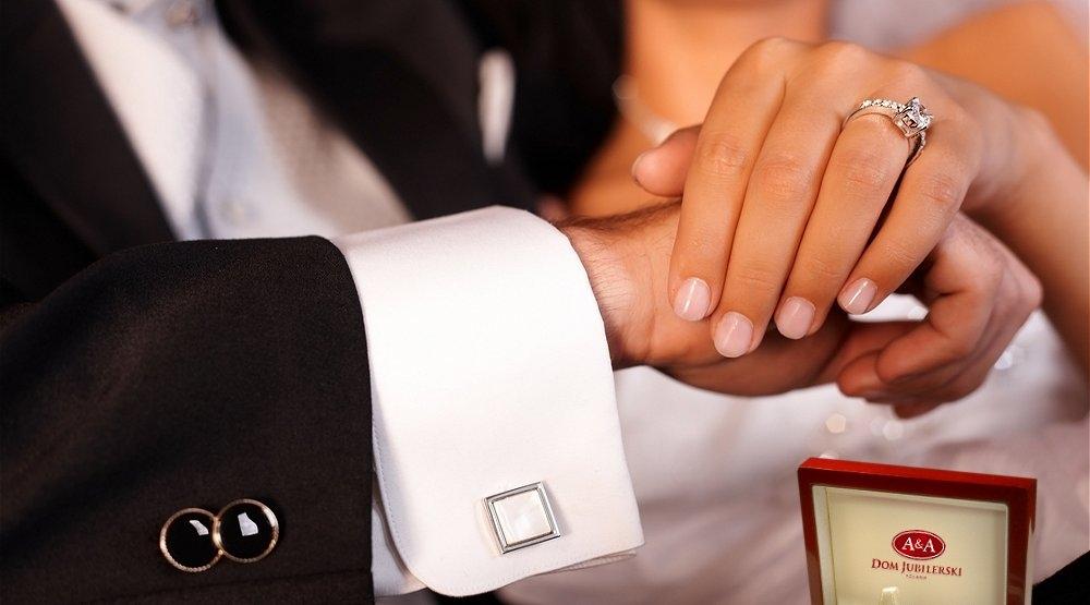 obrączki ślubne pierścionki zaręczynowe Łódź Pabianice Zgierz